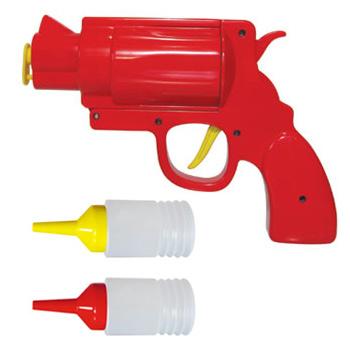 Sauce Pistol