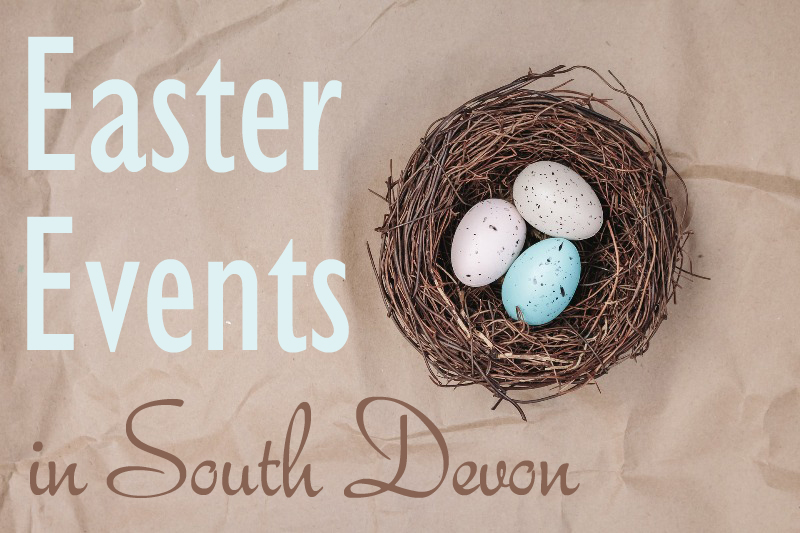 Join Us This Easter In South Devon For Egg Hunts Face Painting