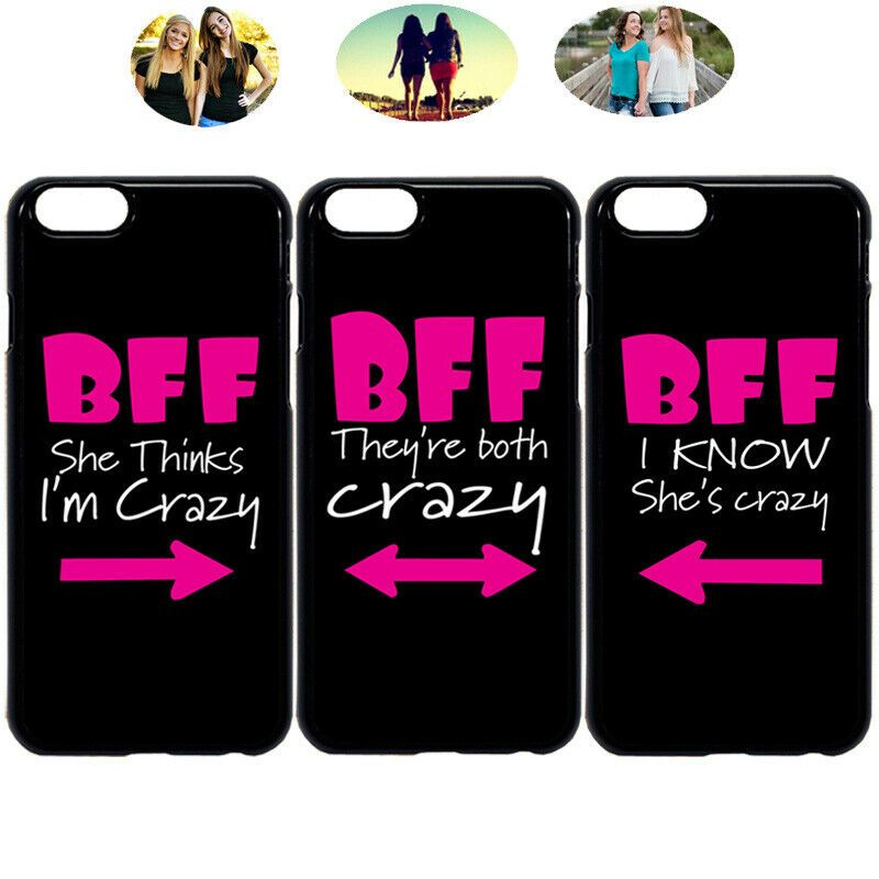 Bff Iphone Cases Bff Iphone Cases Ideas Bffiphonecases Bffphonecases Fashion Crazy Matching Sisters Bff Iphone Cases Bff Phone Cases Bff Phone Cases Iphone