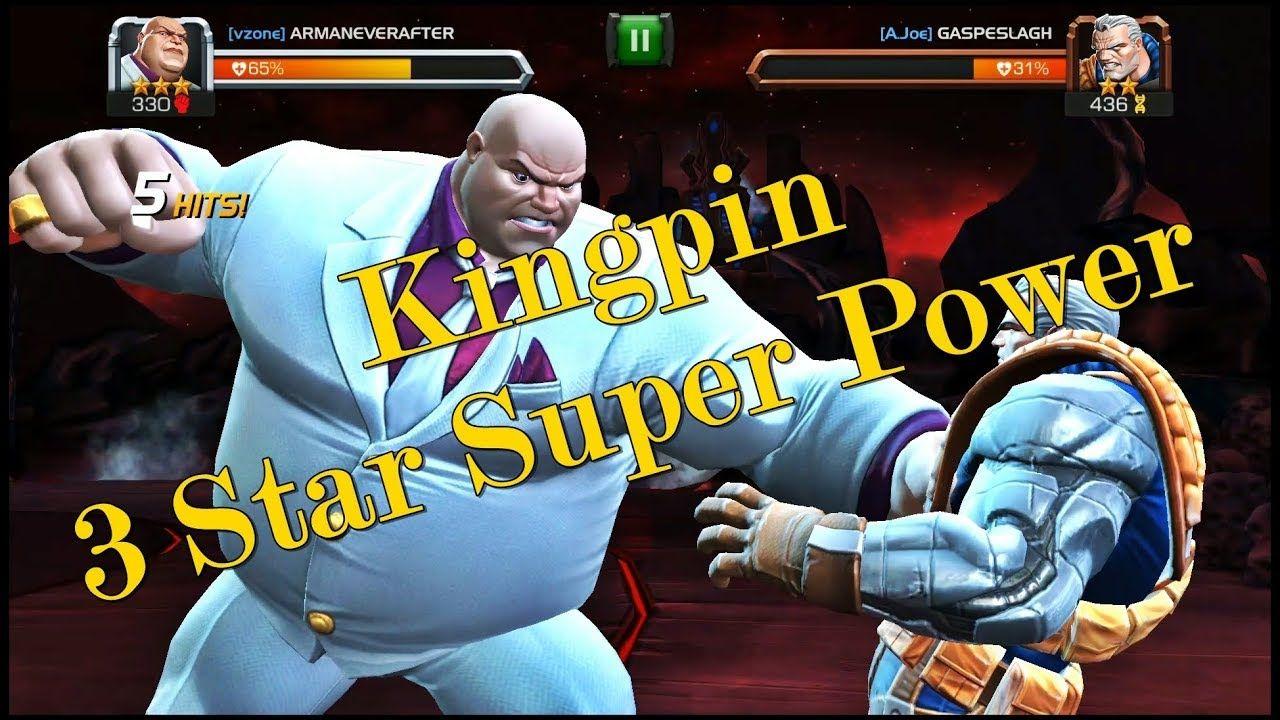 Marvel Contest of Champions 3v3 Arena Battle vs