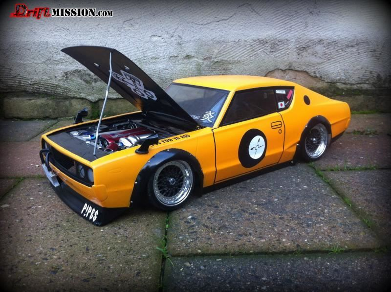 Rc Drift Championship In Korea Cars Watcher Rc Pinterest