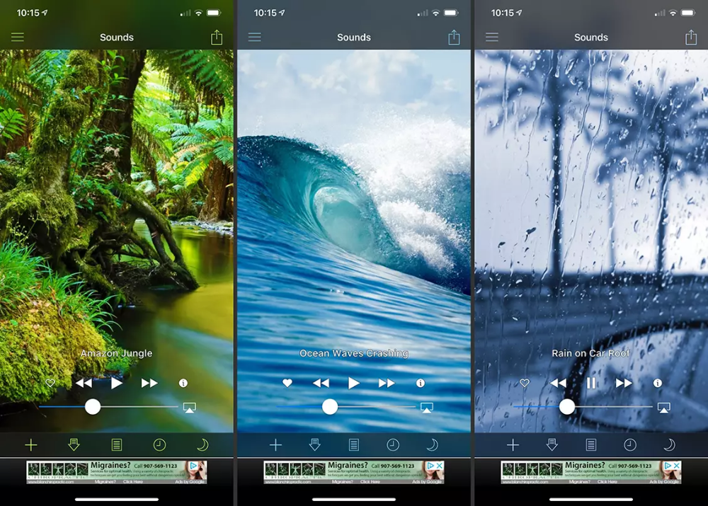 Get Your Shhh on With These Great White Noise Apps White