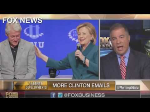 Ties between the Clinton Foundation, State Department