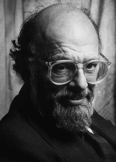 """Irwin Allen Ginsberg ( June 3, 1926 – April 5, 1997) was an American poet and one of the leading figures of the Beat Generation in the 1950s. He vigorously opposed militarism, economic materialism and sexual repression. Ginsberg is best known for his epic poem """"Howl"""", in which he celebrated his fellow """"angel-headed hipsters"""" and harshly denounced what he saw as the destructive forces of capitalism and conformity in the United States. This poem is one of the classic poems of the Beat…"""