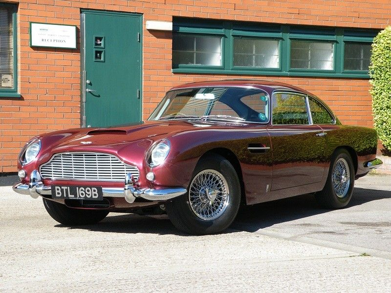 Aston Martin Db5 For Sale, classic cars for sale uk (Car: advert ...