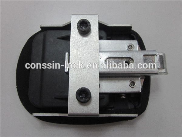 Plastic locking slam paddle latch | quick release | Door