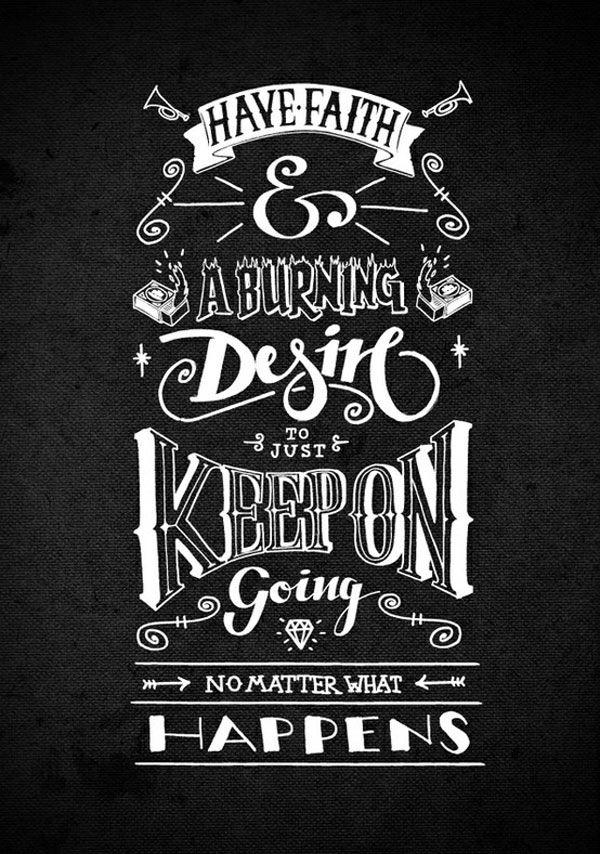 Typography quotes