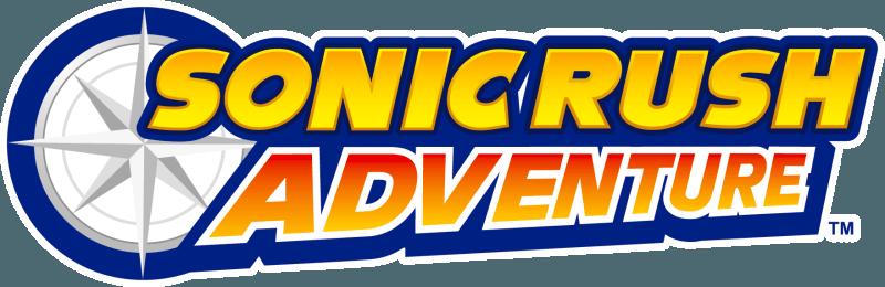 Sonic Rush Adventure (Nintendo DS) Official Artwork