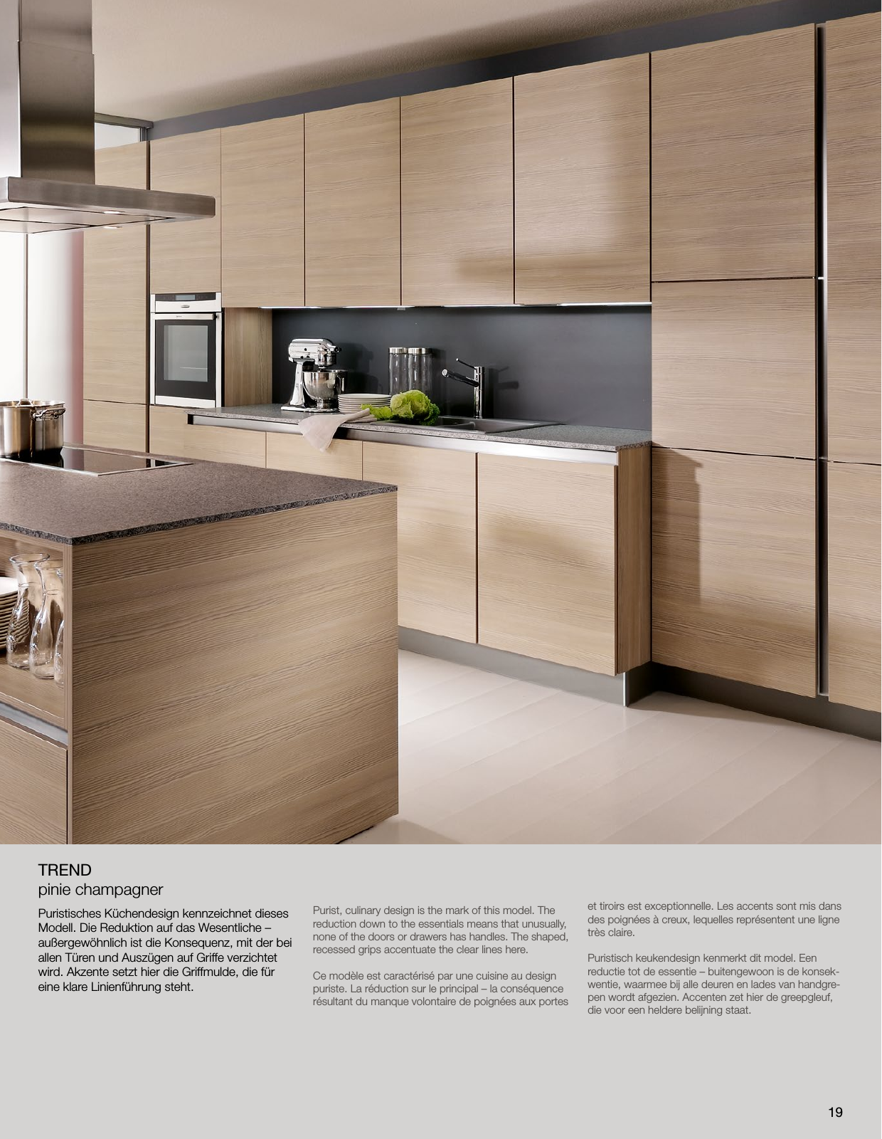 BEECK Küchen Katalog 20  Kitchen, Home decor, Kitchen cabinets
