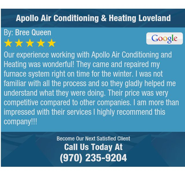 Our Experience Working With Apollo Air Conditioning And Heating