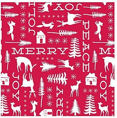 Wrapping Paper 102383 The Gift Wrap Company 3-Count Premium
