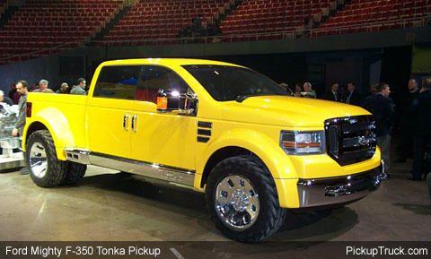 F350 Ford Tonka Truck Sweet
