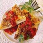 Breakfast Pizza - Turn convenience foods like frozen scalloped potatoes and refrigerator biscuits into a breakfast pizza delight.