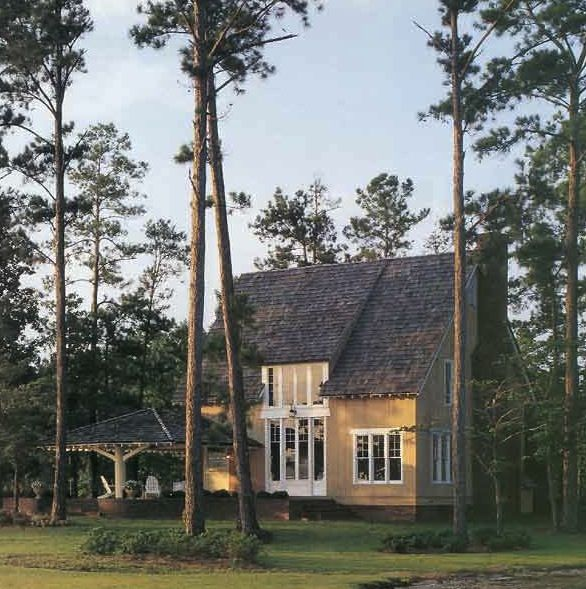 Luxury Home Lake Maine: Lake House By Mcalpine Tankersley