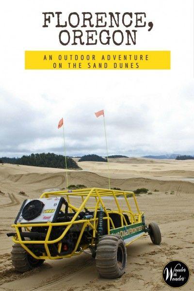 Florence, Oregon Dunes: An Outdoor Adventure