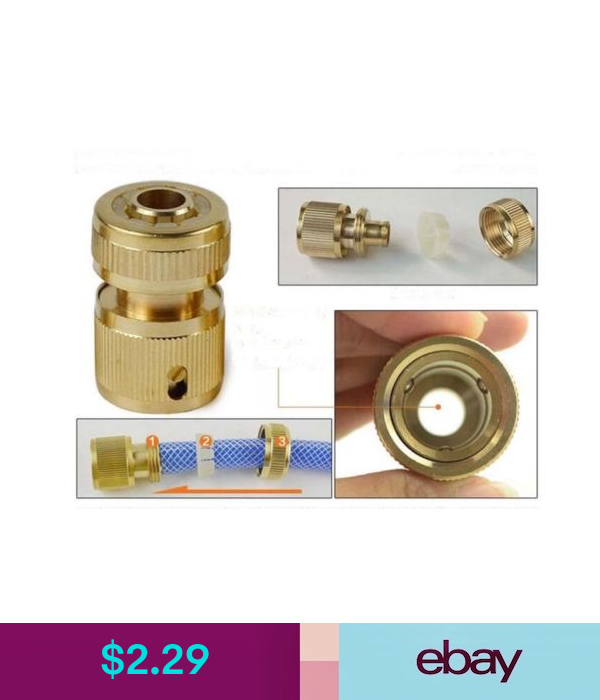 IBC Tank Valve Hoselock Fitting Adapter Irrigation Connector Nozzle Sprayer Tool