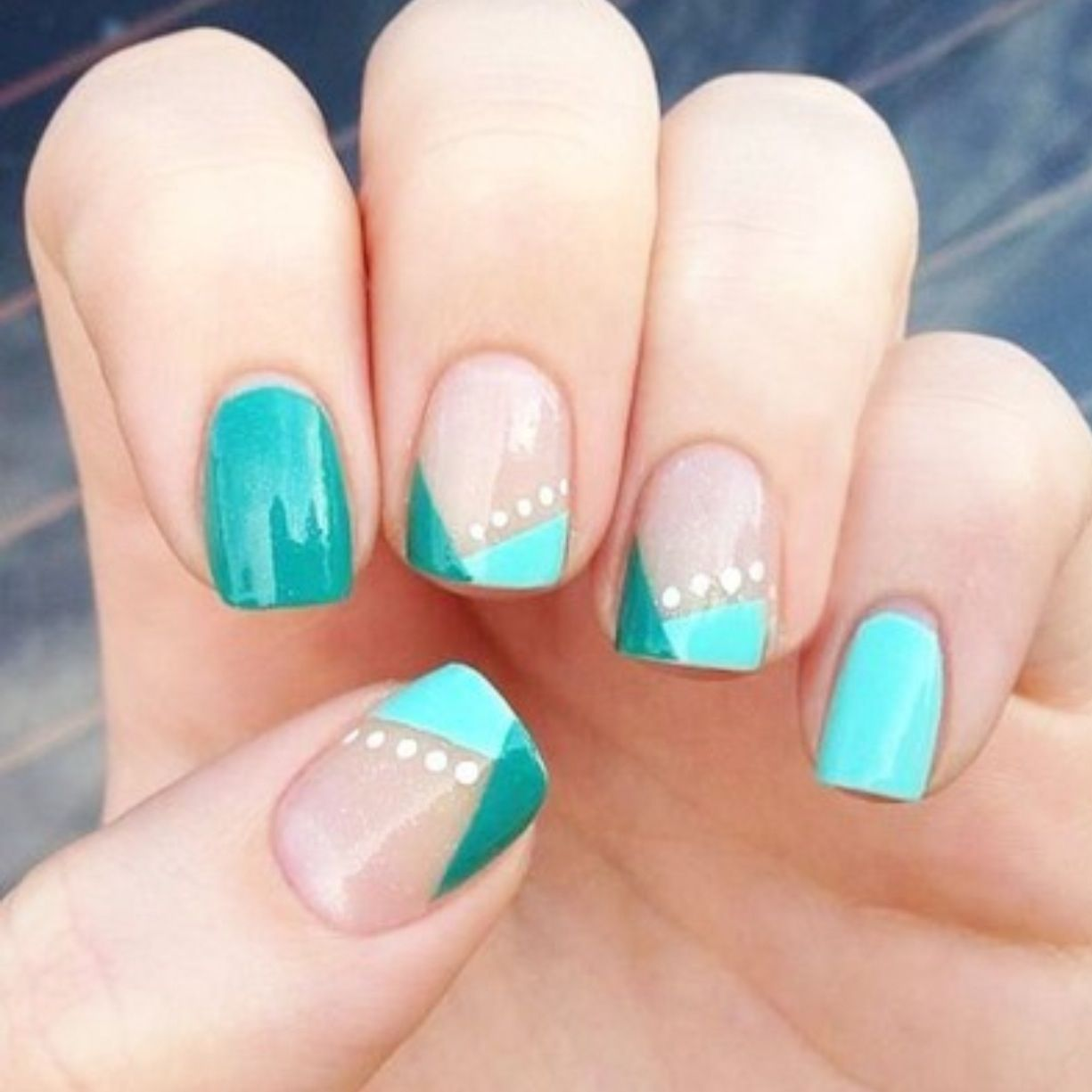 Qt nails(: | Nailed it | Pinterest | Make up, Beauty nails and Manicure