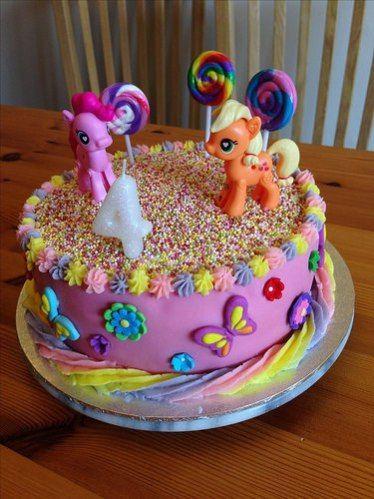 Ideas de tortas decoradas de my little pony im genes y for Tortas decoradas infantiles