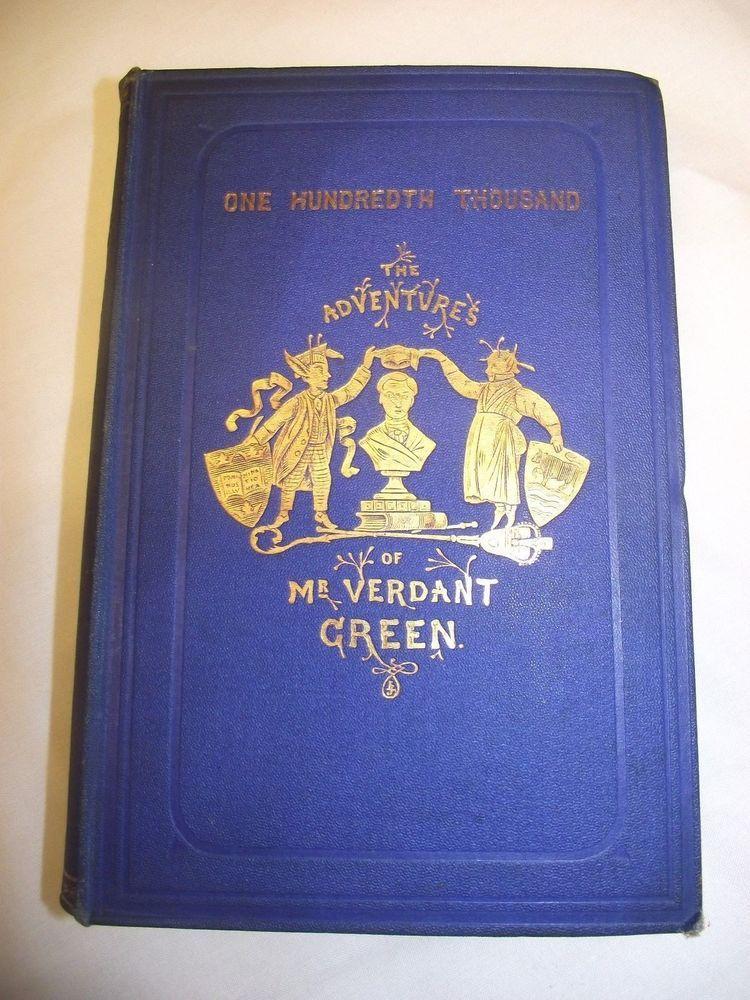 The Adventures of Mr Verdant Green An Oxford Freshman - Cuthbert Bede