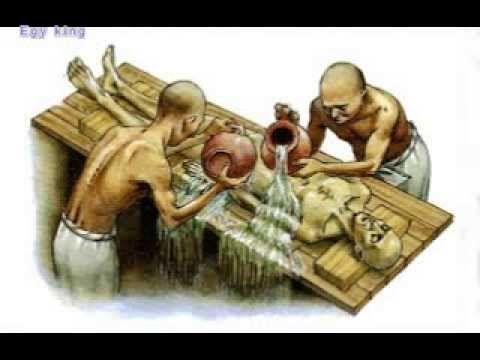 Ancient Egyptian Mummification - YouTube | Ensino | Pinterest ...