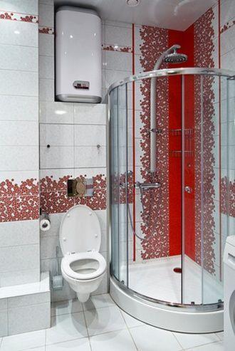 дизайн ванной комнаты с душевой кабиной | Desing house в ...