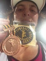 Life and other events: #Comrades2015 (Part 1)