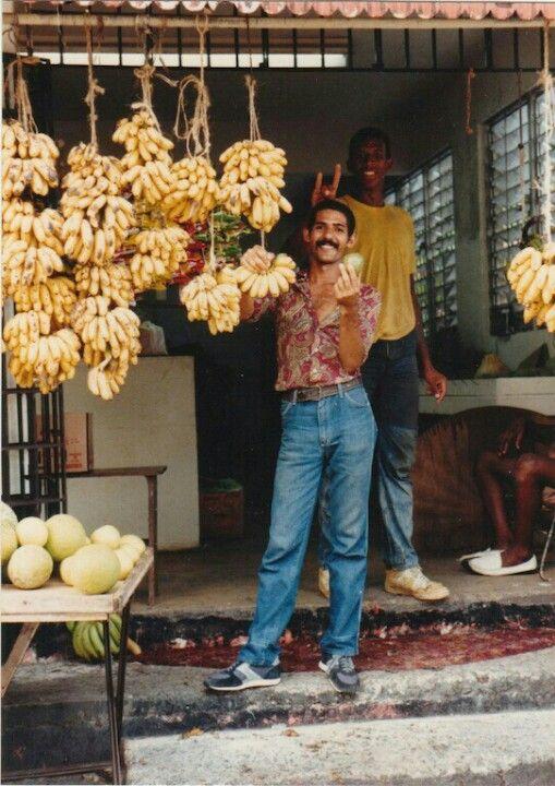 Vender in Puerto Rico