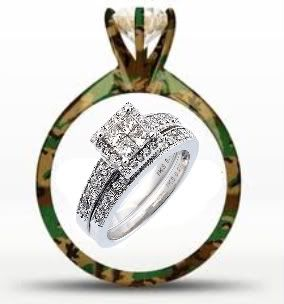 My Wedding Ring Within An Army Proud Wife