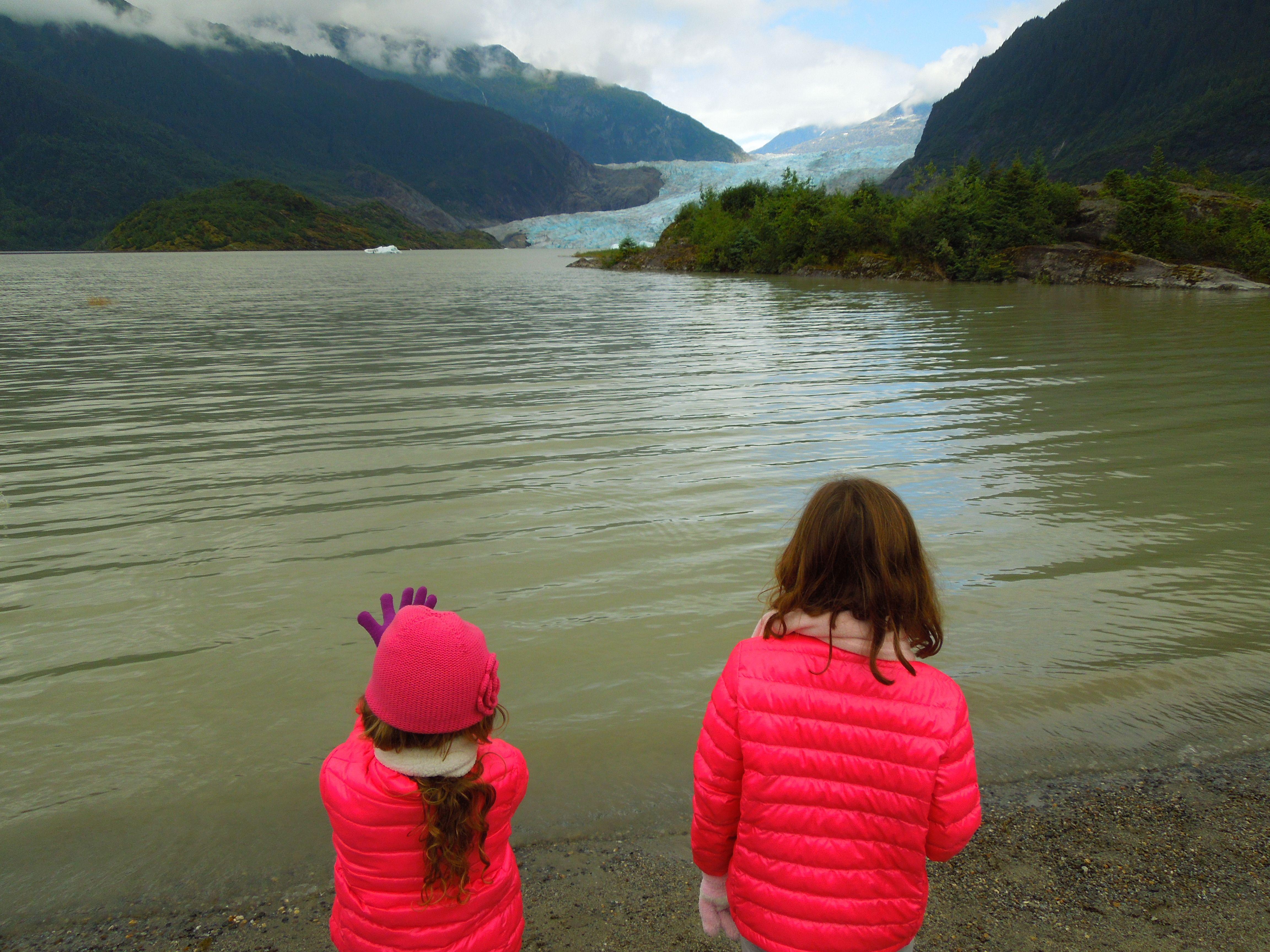 Wow, Look at that glacier. Alaska, Summer 2014