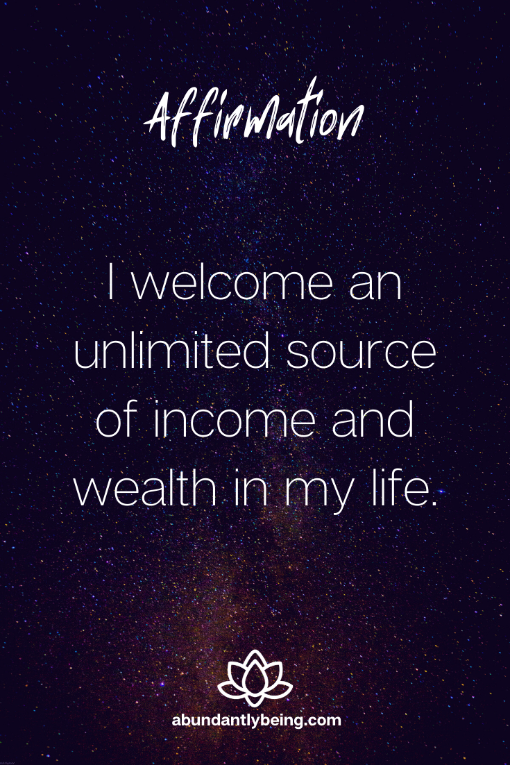 Numerology, Affirmations, Law of attraction, manifestation