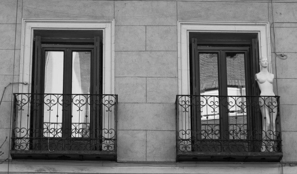 Madrid - bairro Cuenca - Fotografia de Carlos Cerri.