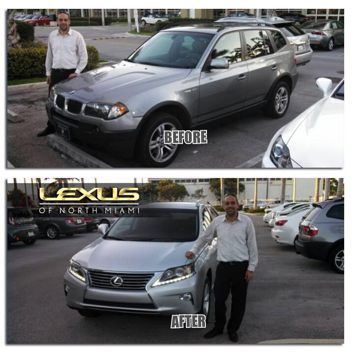 Congrats to Ami Lasri on his new 2014 LexusRX 350