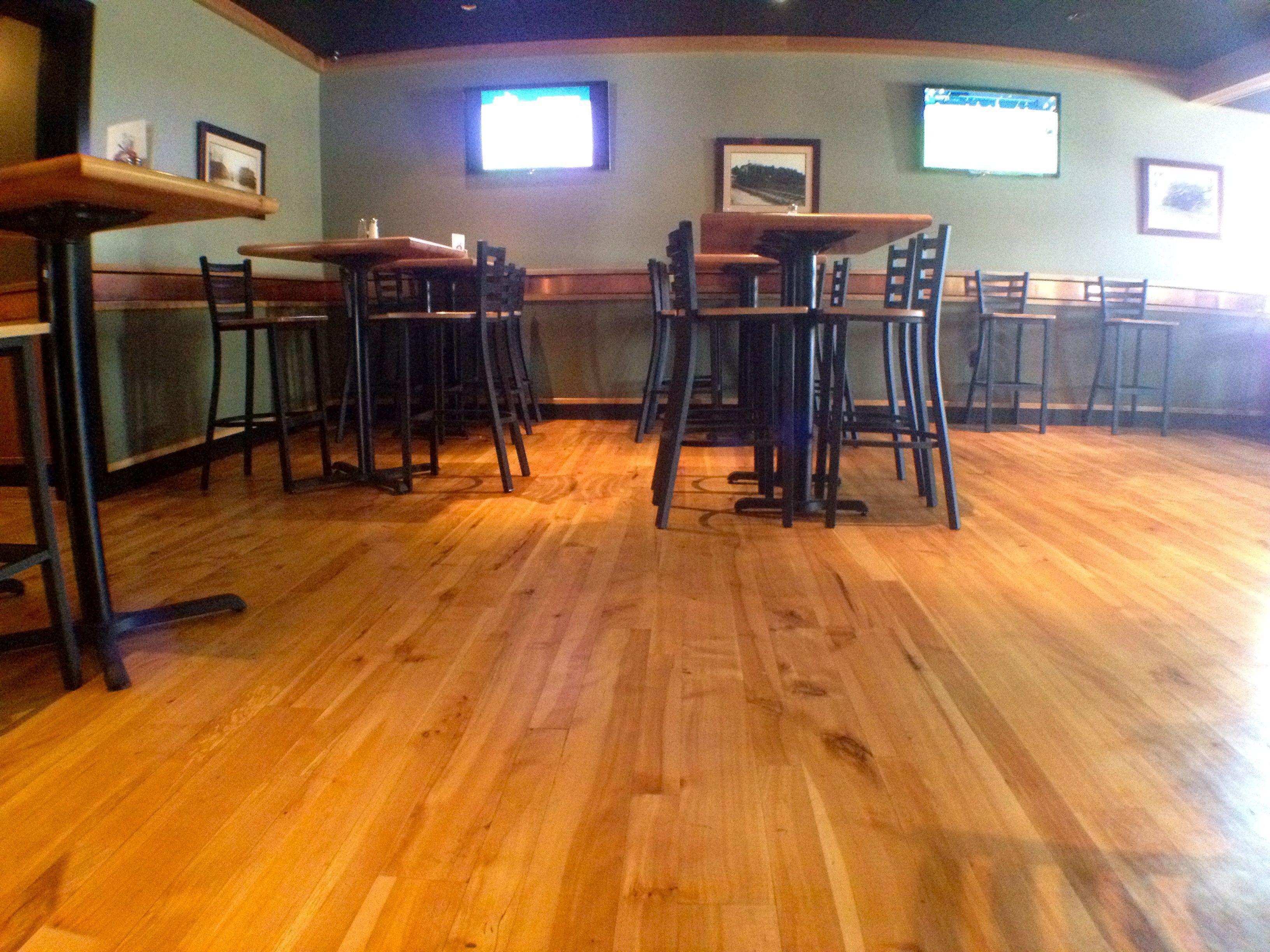 Rift & Quarter Sawn American Beech Great Floor For A