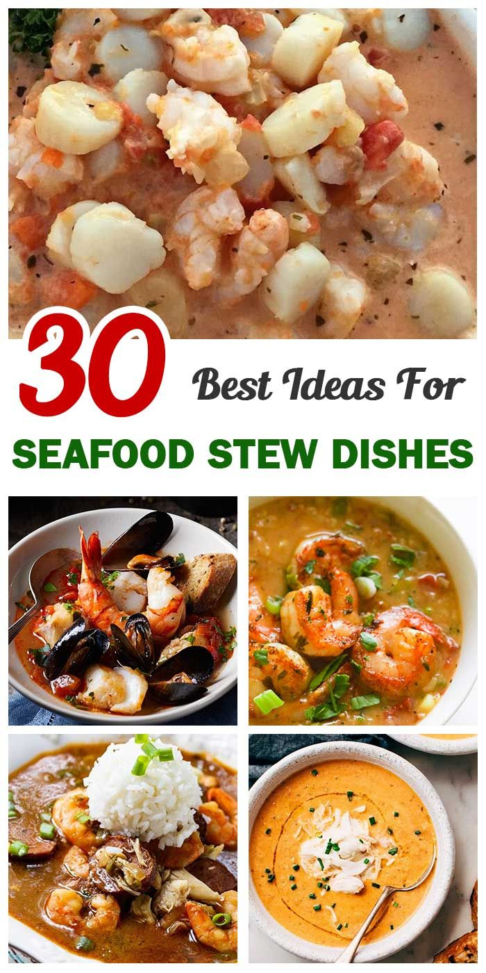 Seafood dishes to deal with the heat of summer and the coldness of winner? Seafood stew is such a perfect choice. Shrimp, fish, crab and others are cooked with a number of ingredients, including spices, herbs, cheeses and cream. They all ends with nu #seafoodstew