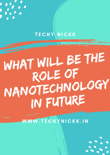 What is Nanotechnology and its uses Technology, Simple words