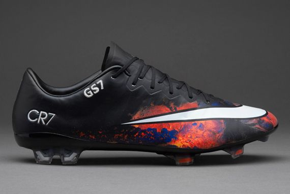 Nike Mercurial Vapor X CR FG - Soccer Cleats - Firm Ground - Black/White/Total  Crimson. Football BootsMens ...