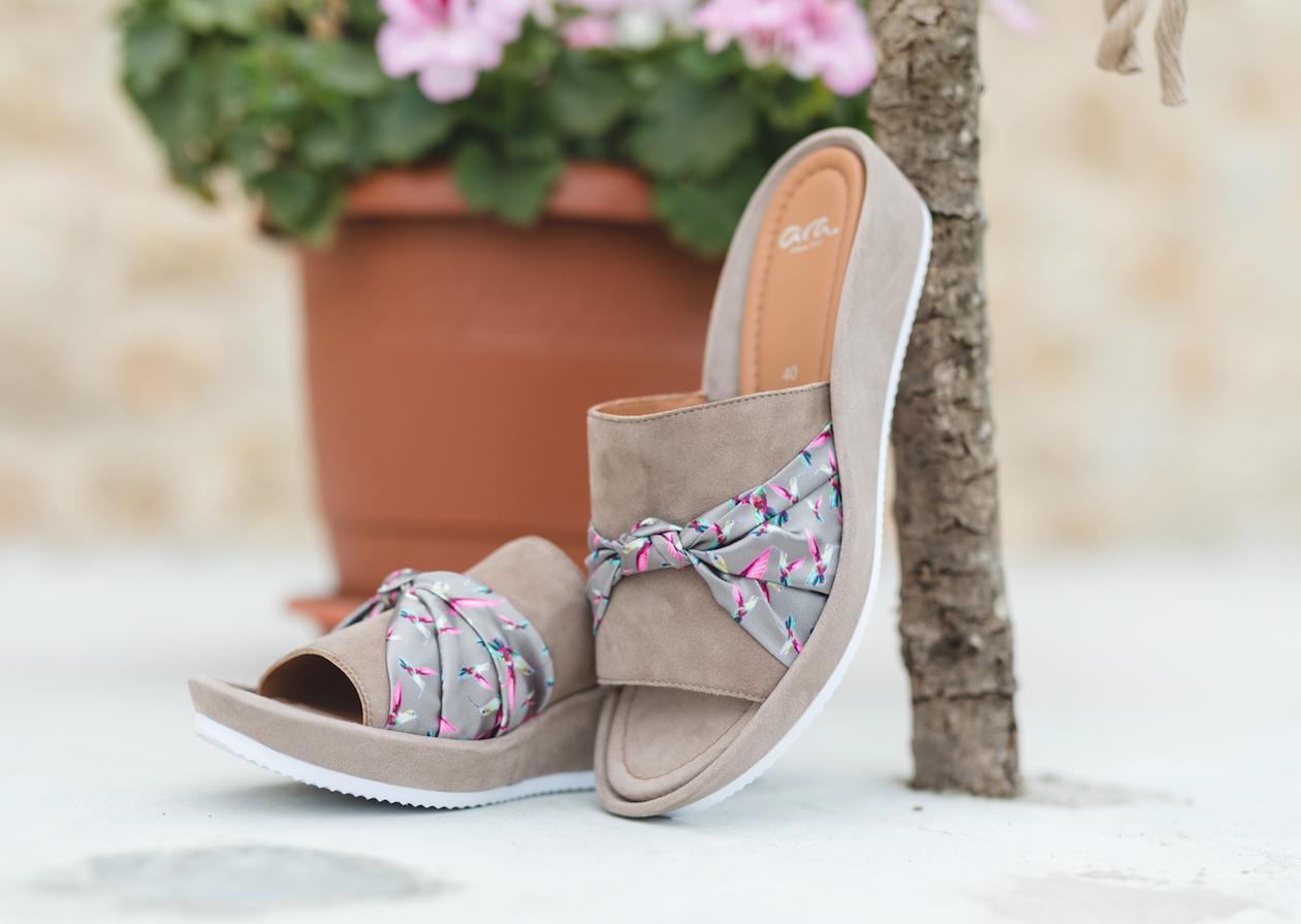 reputable site f0b77 70442 Schuhe für Damen: Pantoletten von ara sind feminin, stylisch ...