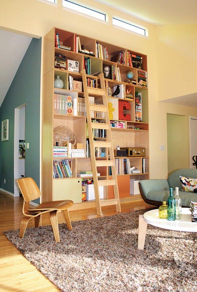 kerf Clark-bookcase
