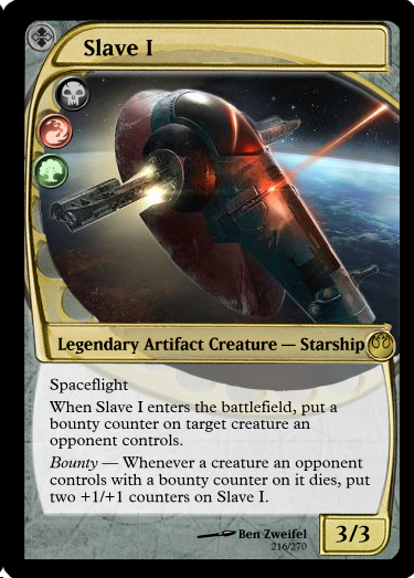 Magic the gathering star wars
