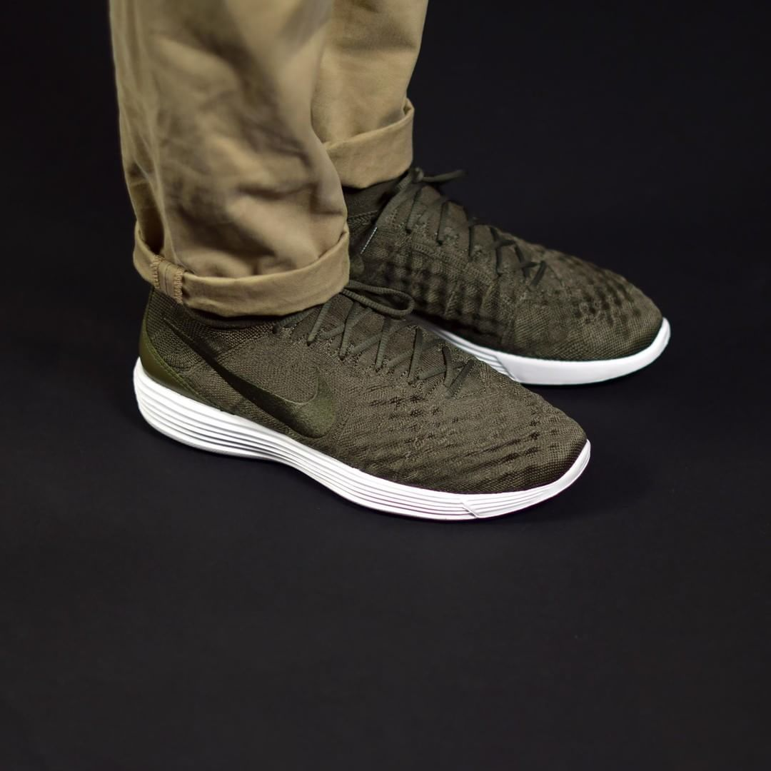 new arrival 4cd0f 36ac0 Nike Lunar Magista II Flyknit Cargo Khaki . Disponible ...
