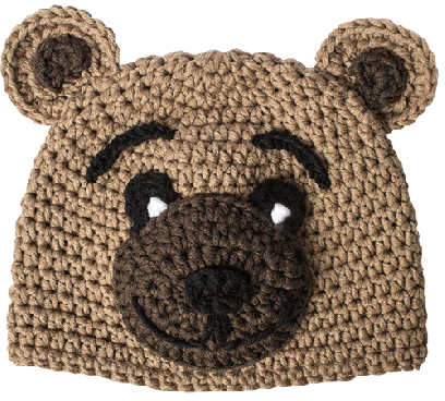 Häkelset Mütze Bärchen Mixwolle Bären Mütze Und Häkeln