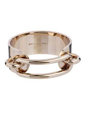 29dc6b3a8370a Chain-link bracelet by Balenciaga | Playing Dress-Up | Balenciaga ...