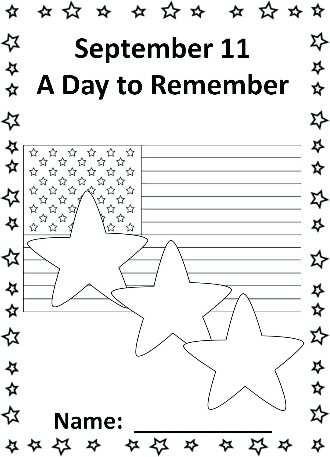 Free September Coloring Pages Pictures