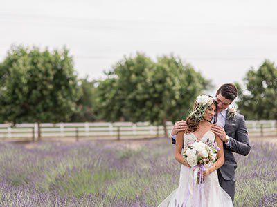 See Pageo Lavender Farm A Beautiful Fresno Bakersfield Wedding Venue Find Prices Detailed Info And Photos For Central California Reception