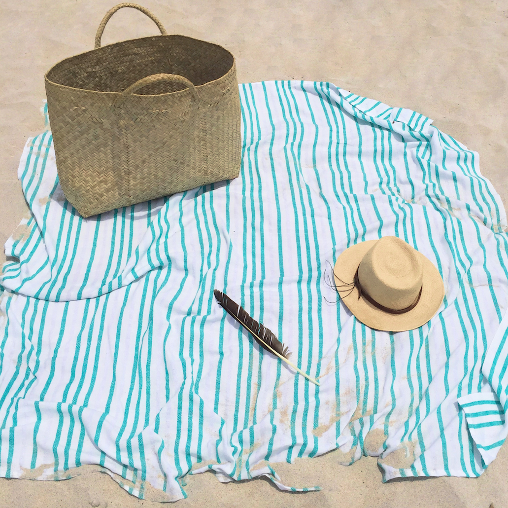 Beach Blanket Towel Mexican