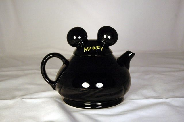 Mickey Mouse teapot