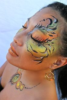 Pin By Tiffany Bioski On Face Painting Designs Face Painting Designs Face Painting Face Painting Easy