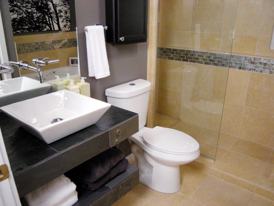 This is what I\u0027m envisioning for the downstairs bathroom Vessel