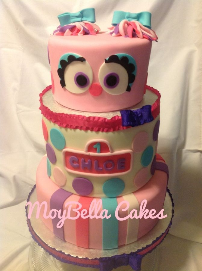 Pretty Abby Cadabby Birthday Cake Photos Decorated