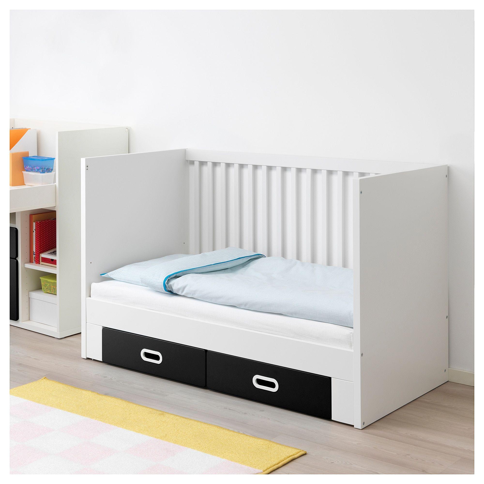 Ikea Babybett Als Beistellbett